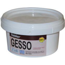 Ακρυλική Βάση Gesso Λευκό 500ml NEXT 25627
