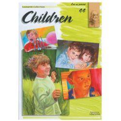 """Βιβλίο Ζωγραφικής """"Παιδιά"""" (44) Leonardo Collection 39915"""