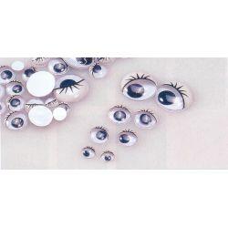 Μάτια με Ματόκλαδα 15mm 10τεμ/πακ. Efco 22087