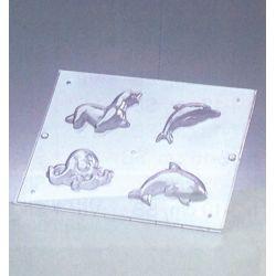 """Καλούπι για Γύψο """"Δελφινάκι""""  9 εκ. Efco 22152"""