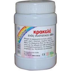 Κρακελέ ενός συστατικού 200ml Rainbow 22502