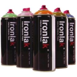 Σπρέυ Graffiti 400ml IRONLAK 26900
