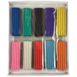 Πλαστελίνη 10 Χρώματα NEXT 27734