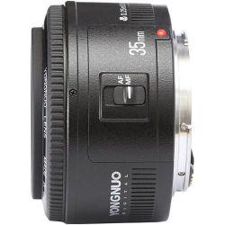 YN35 - Φακός 35mm f2 για Canon μηχανές. Yongnuo