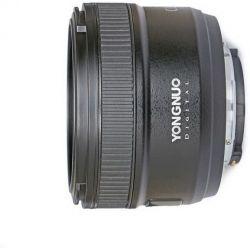 YN50 - Φακός 50mm f1.8 για Nikon μηχανές Yongnuo