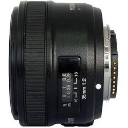 YN35N - Φακός 35mm f2 για Nikon μηχανές Yongnuo