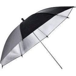 Ομπρέλα ανάκλασης Ασημένια & Μαύρη 84cm Godox