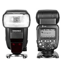 YN600EX-RT - TTL Flash για Canon μηχανές Yongnuo