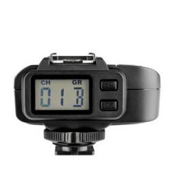 X1R-C eTTL δέκτης ραδιοσυχνότητας 2.4GHz για μηχανές Canon Godox