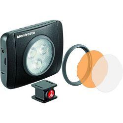 Φωτιστικό LED LUMIE SERIES PLAY MN MLUMIEPL-BK Manfrotto