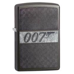 Αναπτηρας Zippo Gray Dusk James Bond 007 29564
