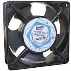 Ανταλλακτικα Fan 220V Ball Bear(013113) 12x12x3.5cm DP-VEN-SPARE Conteg