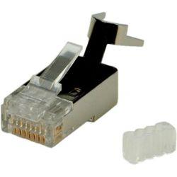 Βυσμα RJ45 Cat6 STP 10 TEM(solid) 21.17.3063-50 Roline