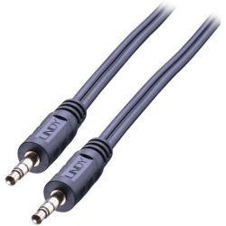 3.5mm Audio Cable M/M 0.25m 35640 LINDY
