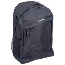 "Τσαντα Notebook BACKPACK 15.6""Μαυρη 439831 Manhattan"