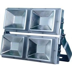 Προβολεας Led Smd Diamond Pro Module 200W(4X50W) Ασημι Ip65 4000K Ferrara 147-69304
