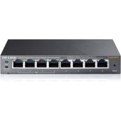 Switch 8 Port Gigabit Smart 4 Port POE 55W TL-SG108PE