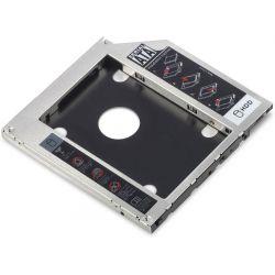 """Caddy Frame for SSD/HDD 2.5""""Sata to Sata 9.5mm Υψος DA-71108"""""""