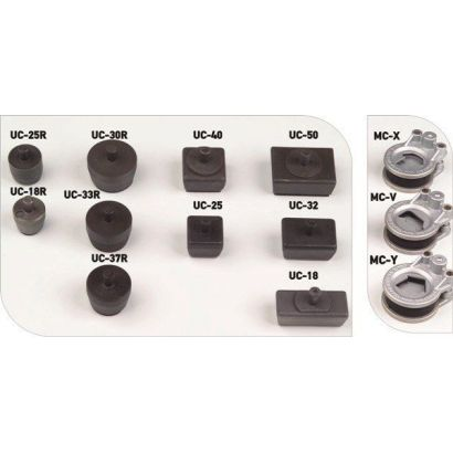 UC-40 Koπτικο Παραλ/Μο Για Mg-40, Ml-40, Pm-40, Cf-40, Cr-40, Md-40