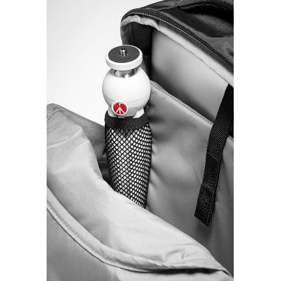 Σακίδιο πλάτης NX για DSLR, φορητό υπολογιστή Γκρι MB NX-BP-VGY Manfrotto