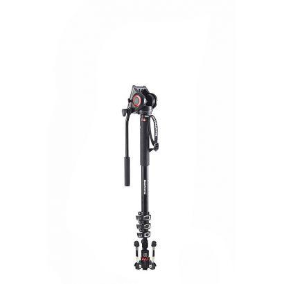 Υδραυλικό μονόποδο video 4 τμημάτων. υδραυλική κεφαλή MVMXPRO500 Manfrotto